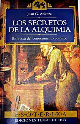 LOS SECRETOS DE LA ALQUIMIA
