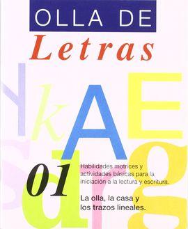 LA OLLA, LA CASA Y TRAZOS LINEALES