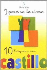 CASTILLO, JUGEMOS CON LOS NÚMEROS 10