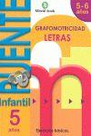 C.LETRAS 5 AÑOS-PUENTE INFANTIL