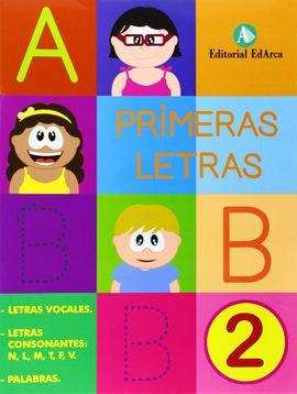 PRIMERAS LETRAS 2