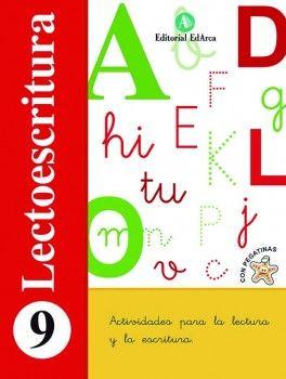 E.I.-LECTOESCRITURA 9. SILABAS MIXTAS Y TRABADAS (2014)