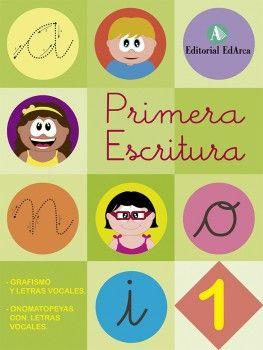 PRIMERA ESCRITURA 1 CURSIVA