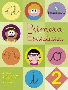 PRIMERA ESCRITURA 2 CURSIVA