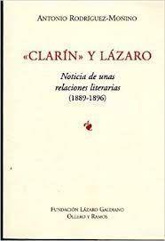 CLARÍN Y LÁZARO
