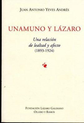UNAMUNO Y LÁZARO