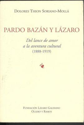 PARDO BAZÁN Y LÁZARO