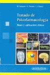 TRATADO DE PSICOFARMACOLOGÍA. BASES Y APLICACIÓN CLÍNICA