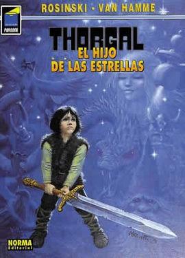 PAN 72 THORGAL 7 HIJO DE LAS ESTRELLAS
