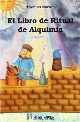 EL LIBRO DE RITUAL DE ALQUIMIA