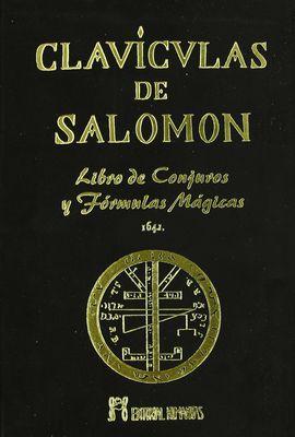 CLAVÍCULAS DE SALOMÓN
