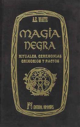 MAGIA NEGRA                 (EDICIÓN ENCUADERNADA)