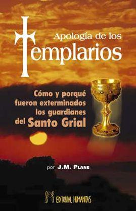 APOLOGÍA DE LOS TEMPLARIOS