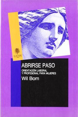 ABRIRSE PASO