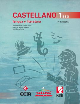 CASTELLANO, LENGUA Y LITERATURA 1 ESO