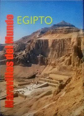 MARAVILLAS DEL MUNDO EGIPTO