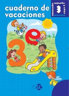 CUADERNO DE VACACIONES 3 AÑOS