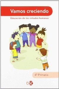 VAMOS CRECIENDO, 3 EDUCACIÓN PRIMARIA