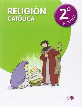 RELIGIÓN CATÓLICA 2º PRIMARIA