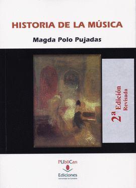 HISTORIA DE LA MÚSICA (2ª EDICIÓN)