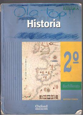 EXEDRA HISTORIA 2º BCH LA