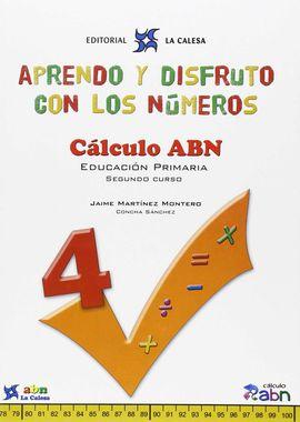 APRENDO Y DISFRUTO CON LOS NÚMEROS. CÁLCULO ABN 4