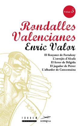 RONDALLES VALENCIANES. VOLUM 5