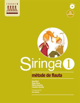 SIRINGA 1. MÈTODE DE FLAUTA