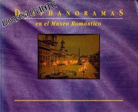 DIAFANORAMAS EN EL MUSEO ROMÁNTICO