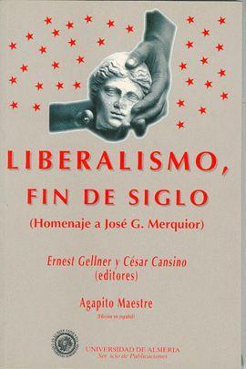 LIBERALISMO FIN DE SIGLO