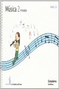 MUSICA 2 PRIMARIA ANDALUCIA