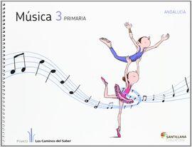 MUSICA 3 PRIMARIA ANDALUCIA