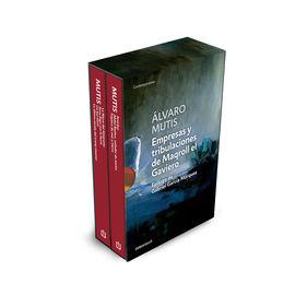 EMPRESAS Y TRIBULACIONES DE MAQROLL EL GAVIERO (ESTUCHE)