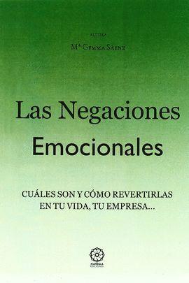 LAS NEGACIONES EMOCIONALES