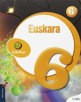 EUSKARA LMH 6