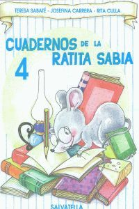 CUADERNO RATITA SABIA 4(MAY.)