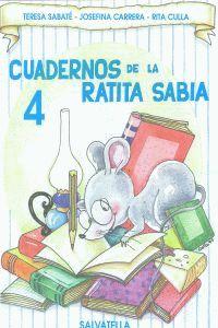 CUADERNO RATITA SABIA 4(MAY.)
