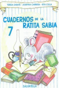 CUADERNO RATITA SABIA 7(MAY.)