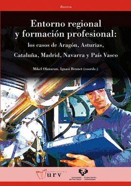 ENTORNO REGIONAL Y FORMACIÓN PROFESIONAL