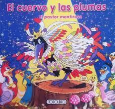 EL CUERVO Y LAS PLUMAS