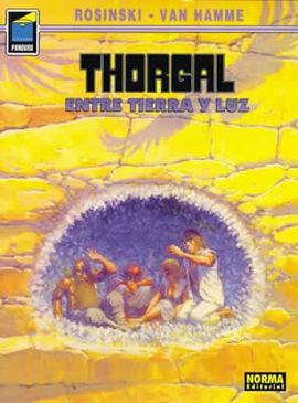 PAN 15 THORGAL 13 ENTRE TIERRA Y LUZ