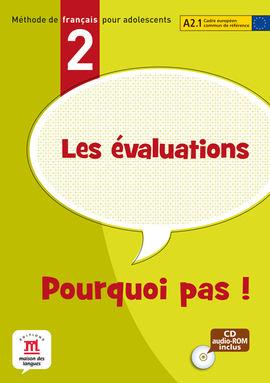 POURQUOI PAS ! 2. ÉVALUATIONS + CD-ROM