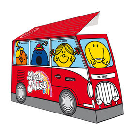 PACK AUTOBÚS MR.MEN & LITTLE MISS