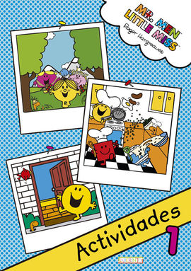 MR. MEN & LITTLE MISS - ACTIVIDADES 1