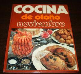 COCINA DE OTOÑO. NOVIEMBRE