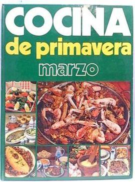 COCINA DE PRIMAVERA. MARZO