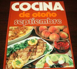 COCINA DE OTOÑO. SEPTIEMBRE