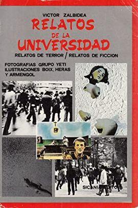 RELATOS DE LA UNIVERSIDAD