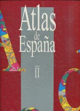 ATLAS DE ESPAÑA II, EL PAÍS AGUILAR