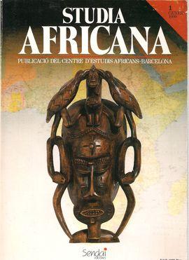 STUDIA AFRICANA, N. 1 GENER 1990
